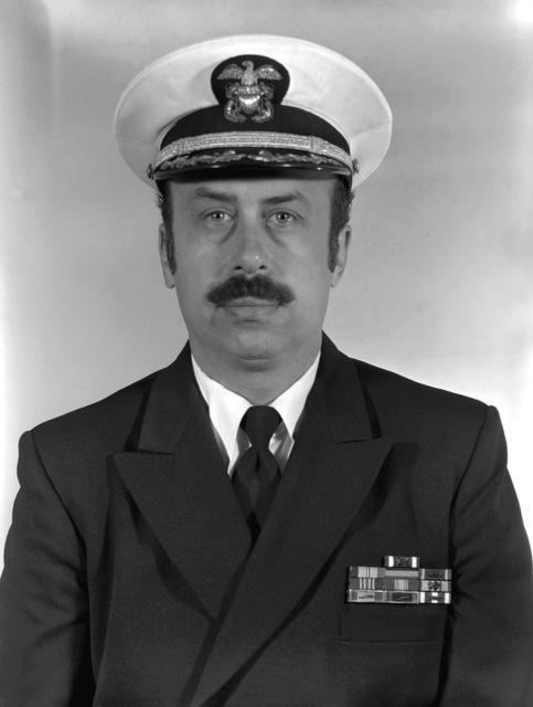 CDR Joseph P. Kettinger, USN (covered)