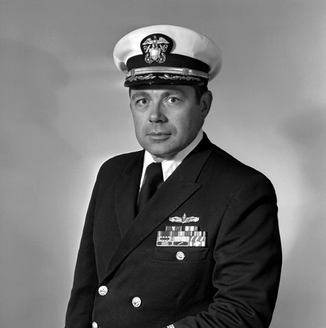 CDR Gary W. Young, USNR (covered)
