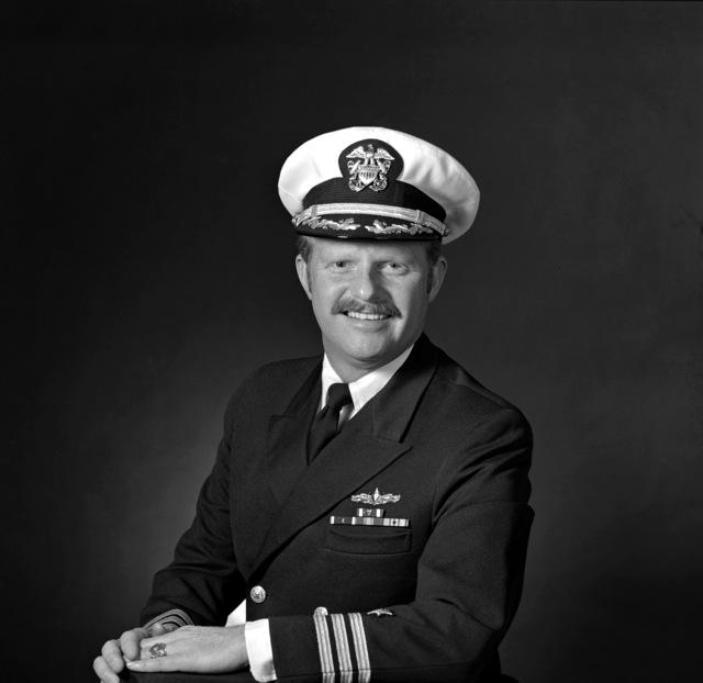 CDR Robert B. Yule, USN (covered)