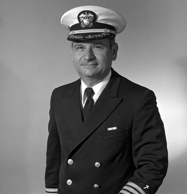 CAPT Bobby W. Cook, CHC, USNR (Ret.) (covered)