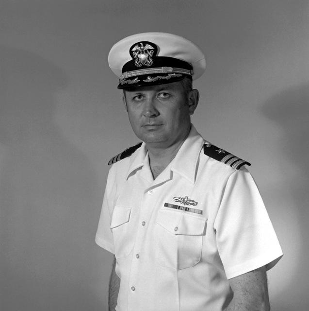 CDR James T. Tapp Jr., USNR (Ret.) (covered)