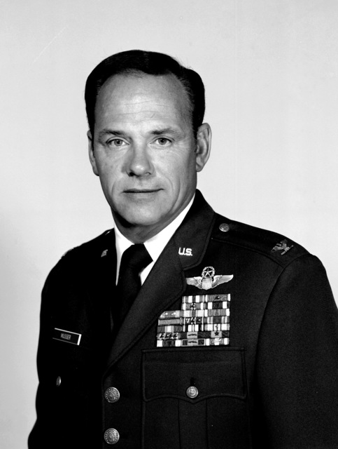COL Stanton R. Musser, USAF (uncovered)