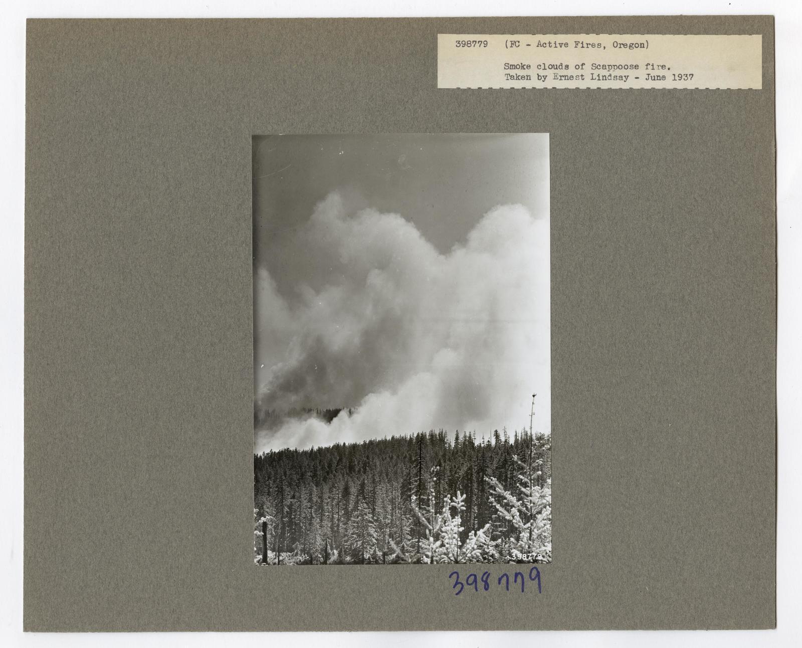 Active Fires - Oregon