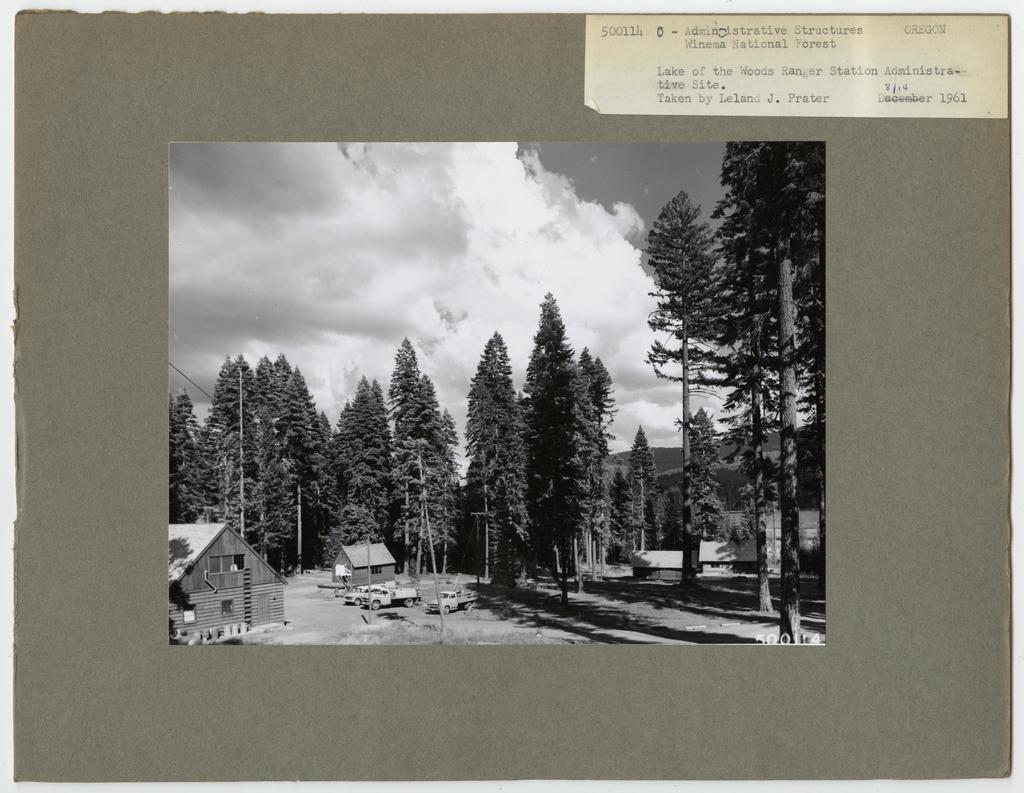 Administrative Structures - Oregon