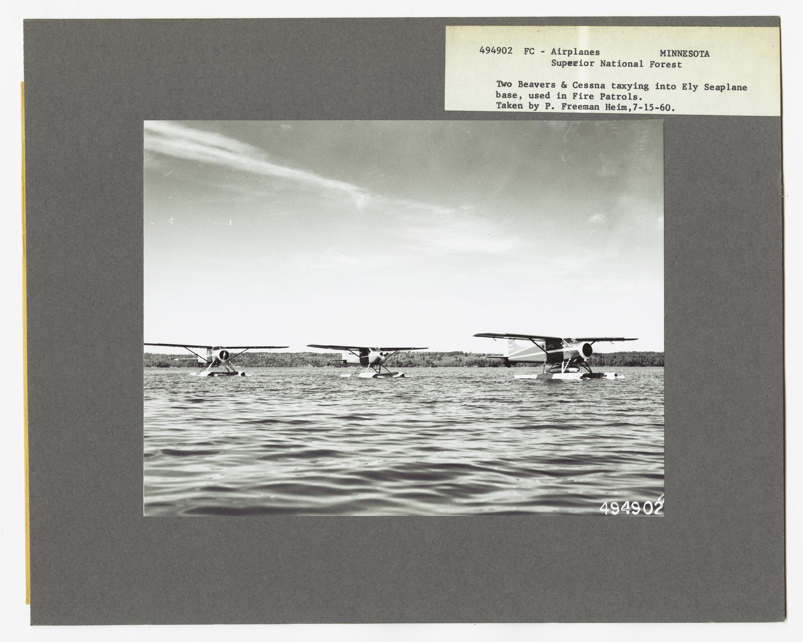 Aircraft and Airports - Minnesota