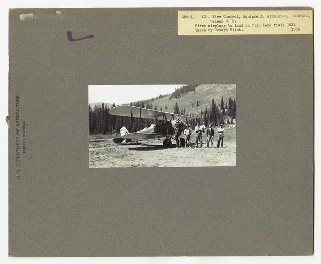 Aircraft and Airports - Montana