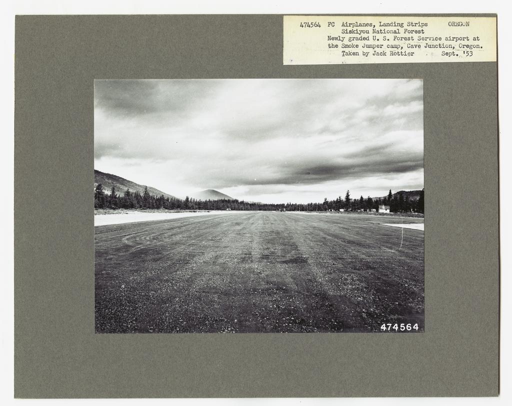 Aircraft and Airports - Oregon