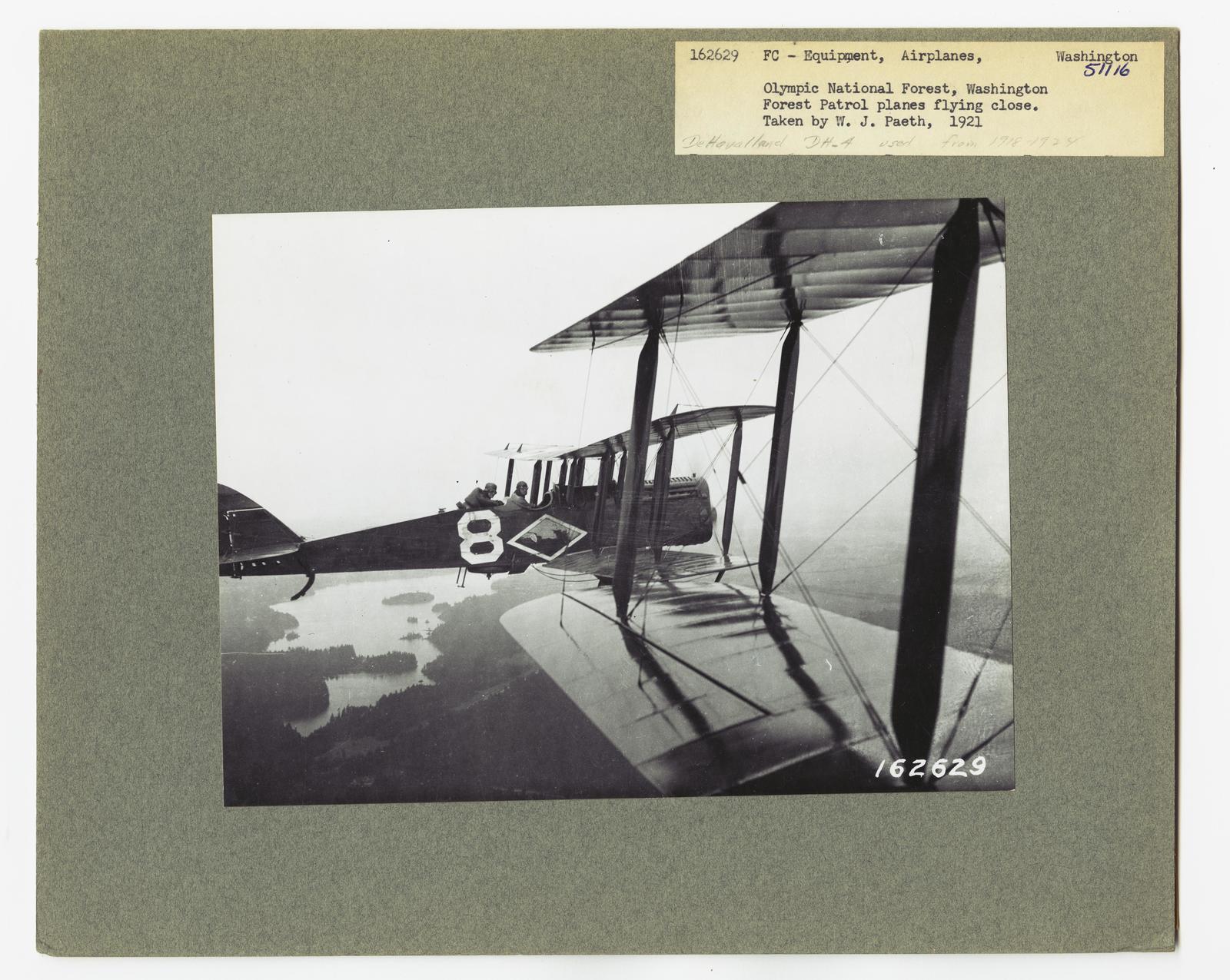 Aircraft and Airports - Washington