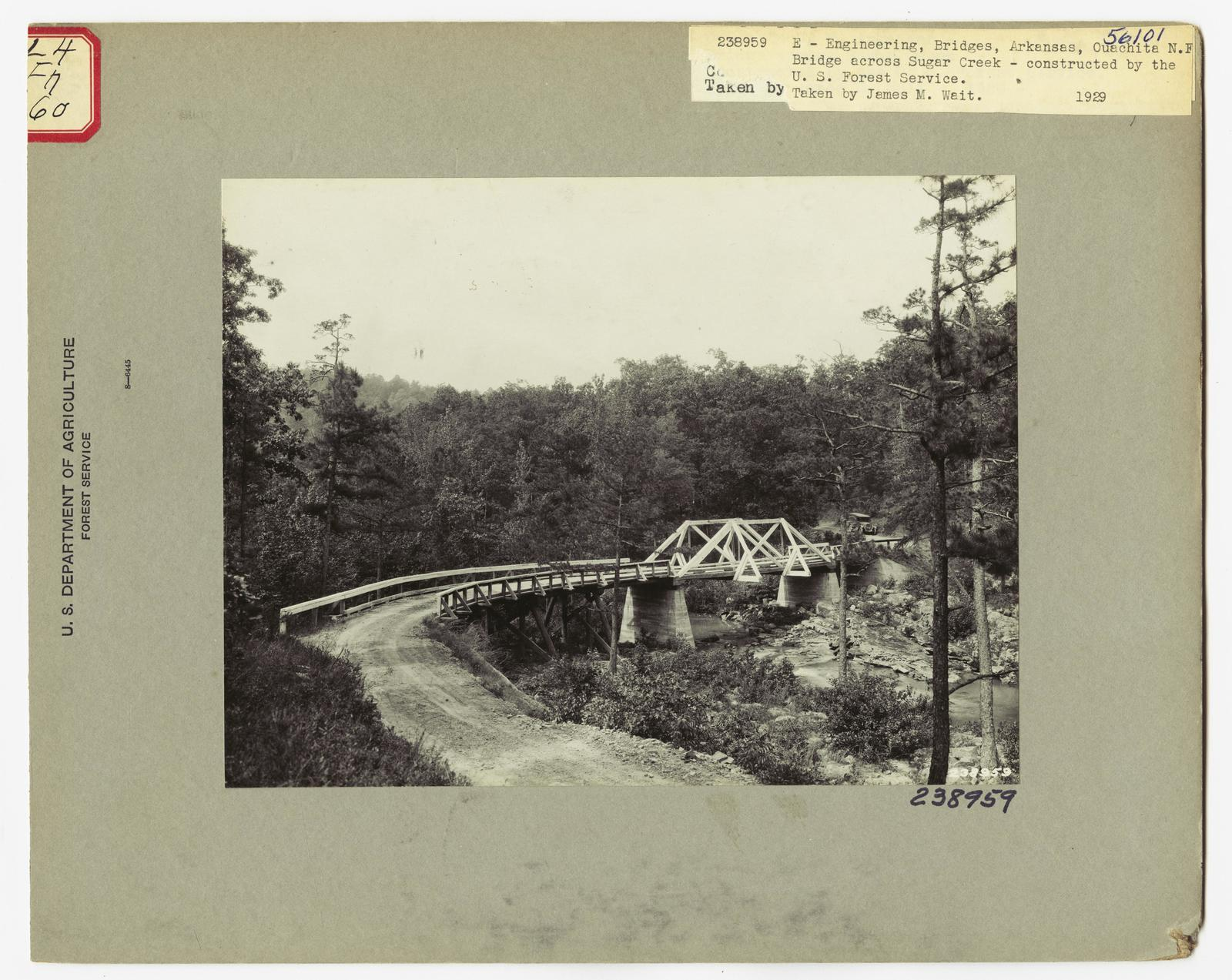 Bridges - Arkansas