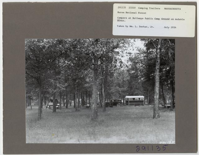 Camping and Picnicking - Massachusetts
