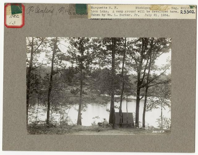 Camping and Picnicking - Michigan
