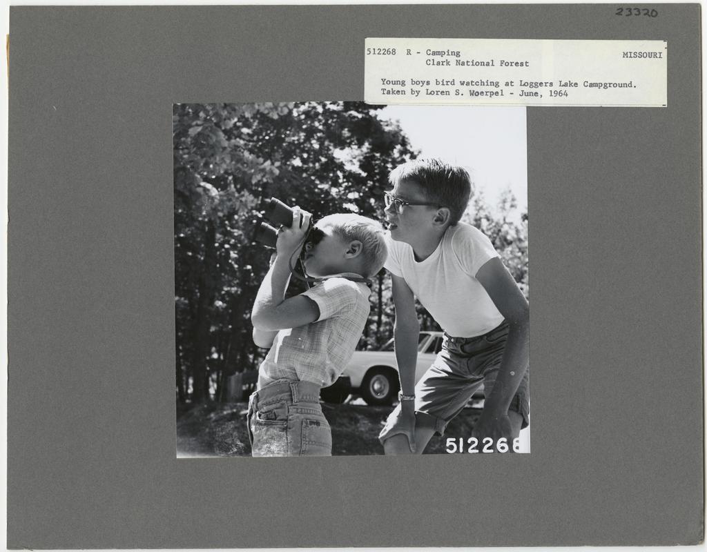 Camping and Picnicking - Missouri