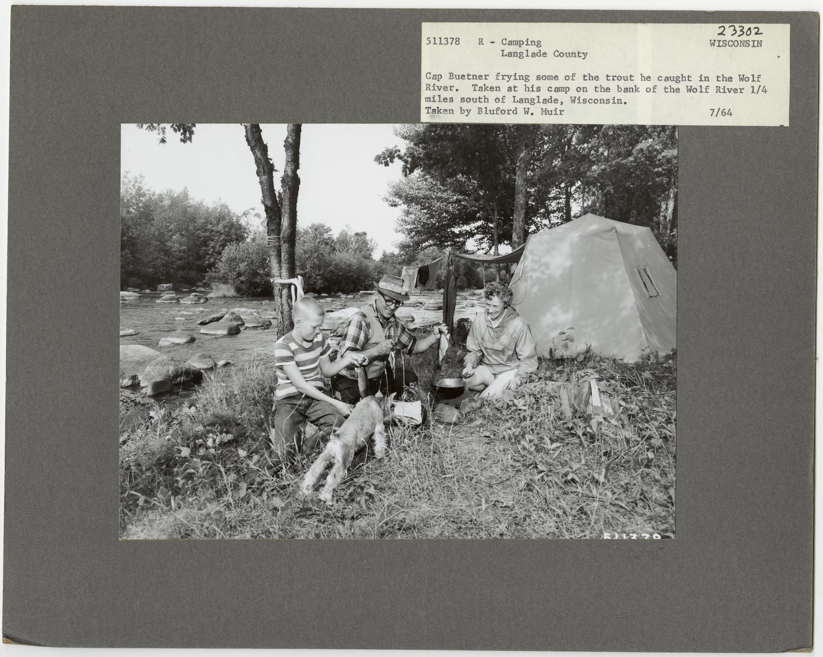 Camping and Picnicking - Wisconsin