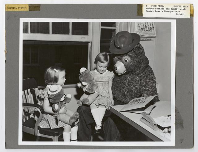 CFFP Program Smokey Bear - All States