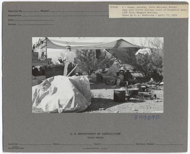 Civilian Conservation Corps - Arizona
