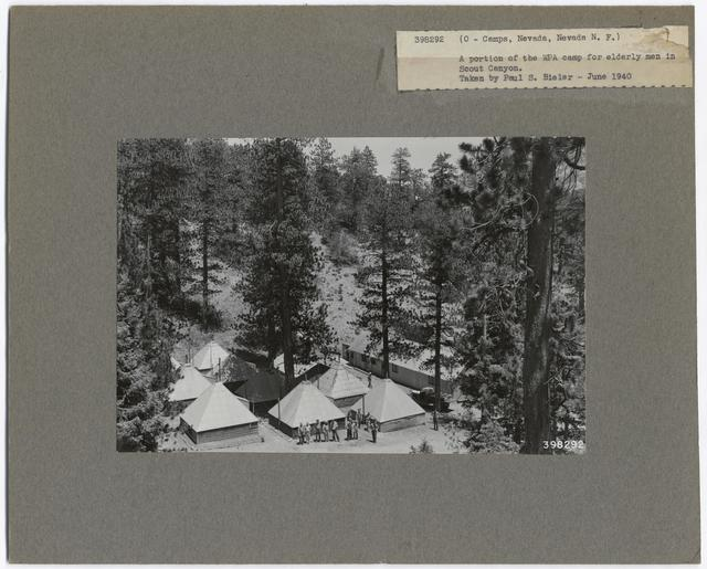 Civilian Conservation Corps - Nevada