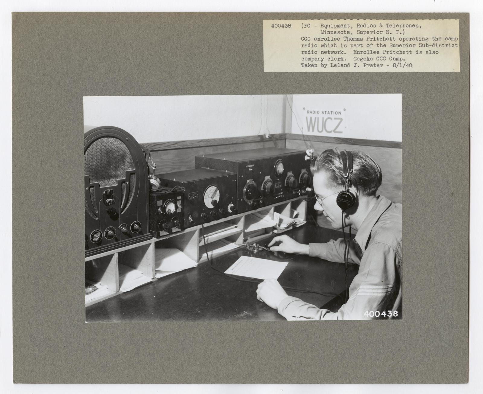 Communications: Radios - Minnesota