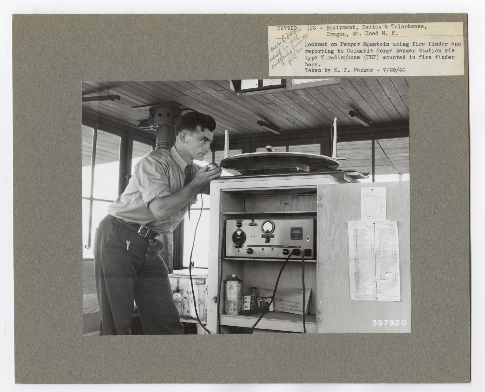 Communications: Radios - Oregon