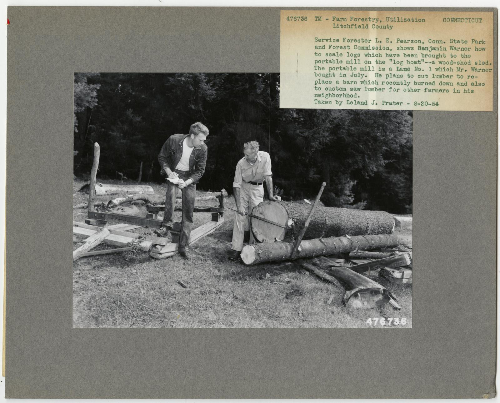 Community Forests - Connecticut