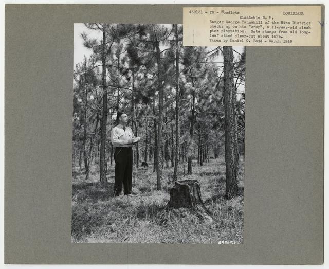 Community Forests - Louisiana