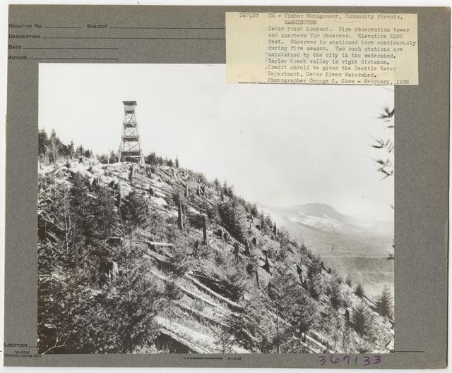 Community Forests - Washington