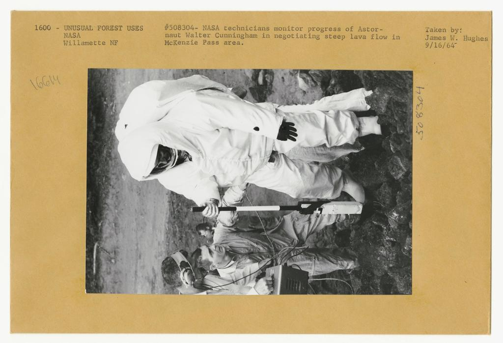 Coop Project: Federal National Aeronautics and Space Administration