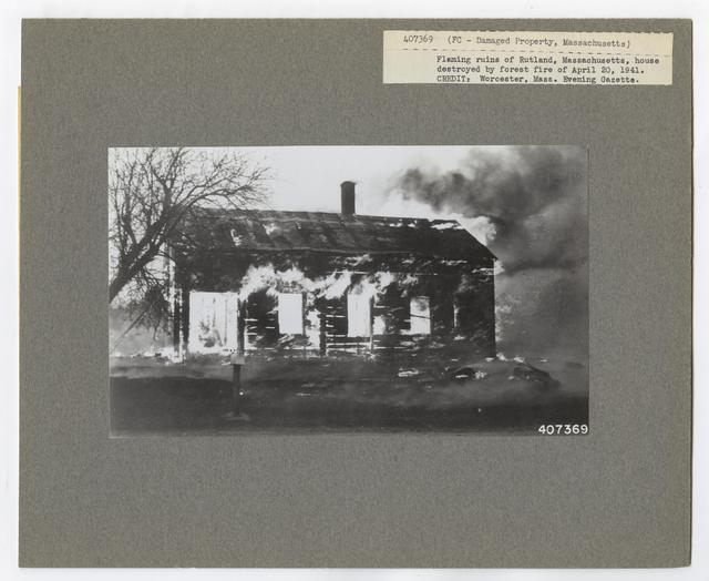 Damaged Properties - Massachusetts