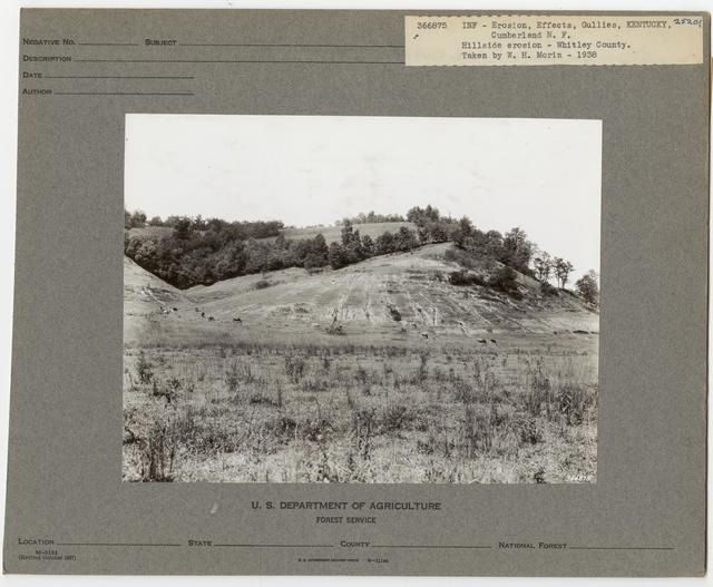 Erosion Effects - Kentucky