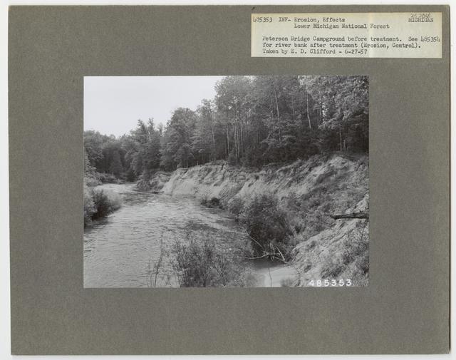 Erosion Effects - Michigan