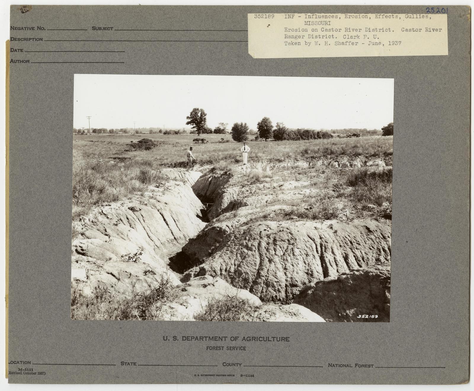 Erosion Effects - Missouri