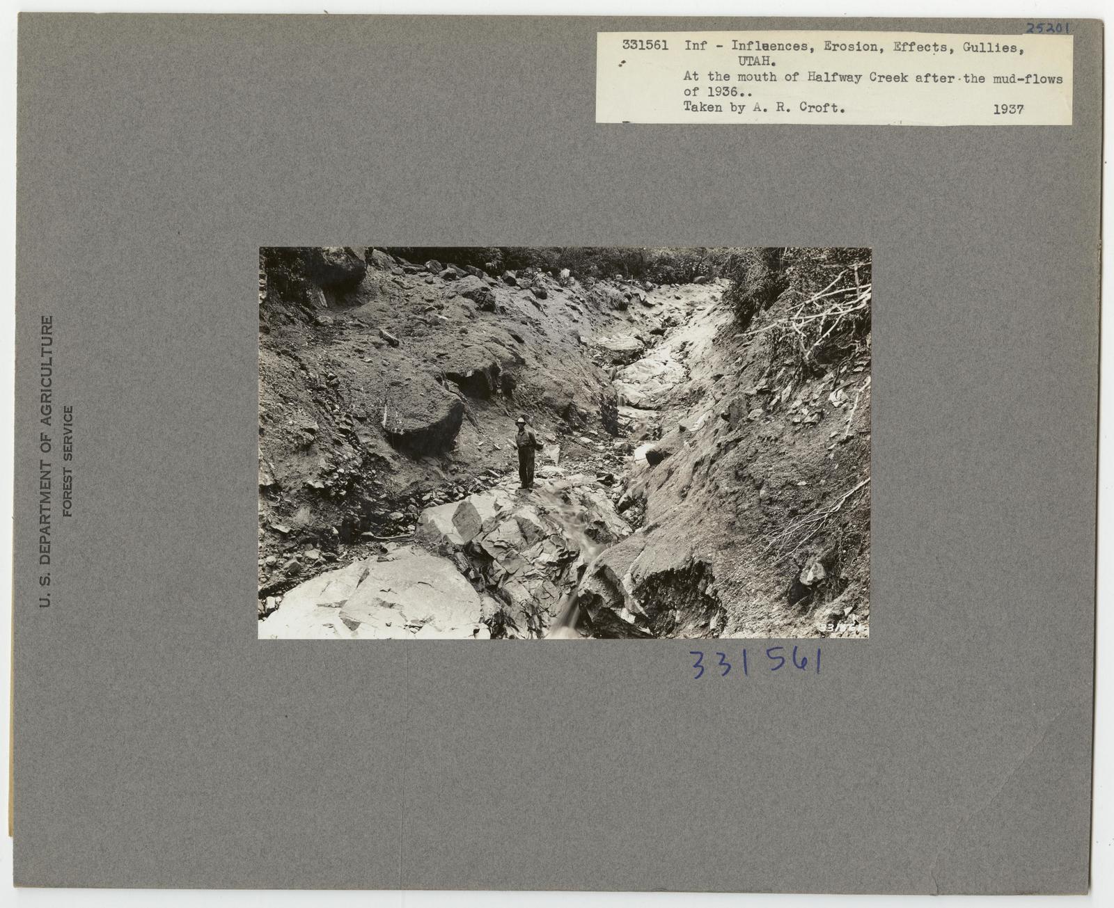 Erosion Effects - Utah