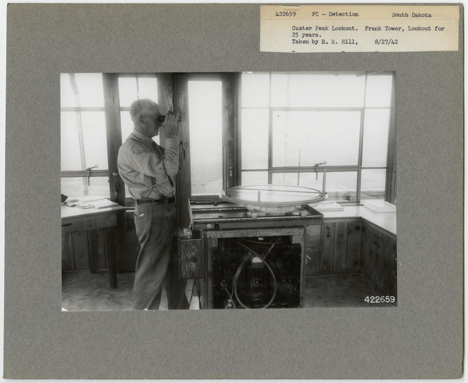 Fire Control: Detection - South Dakota