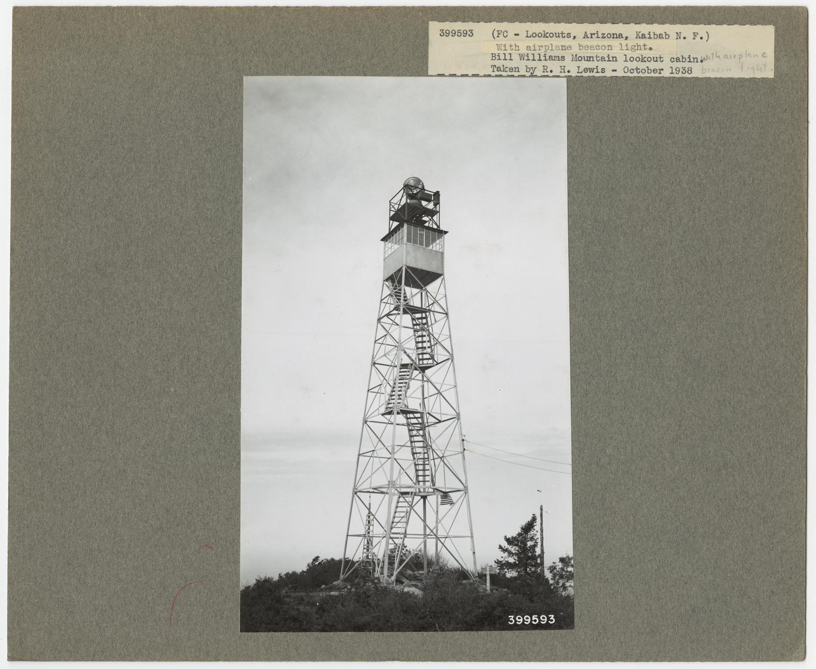 Fire Control: Lookouts - Arizona