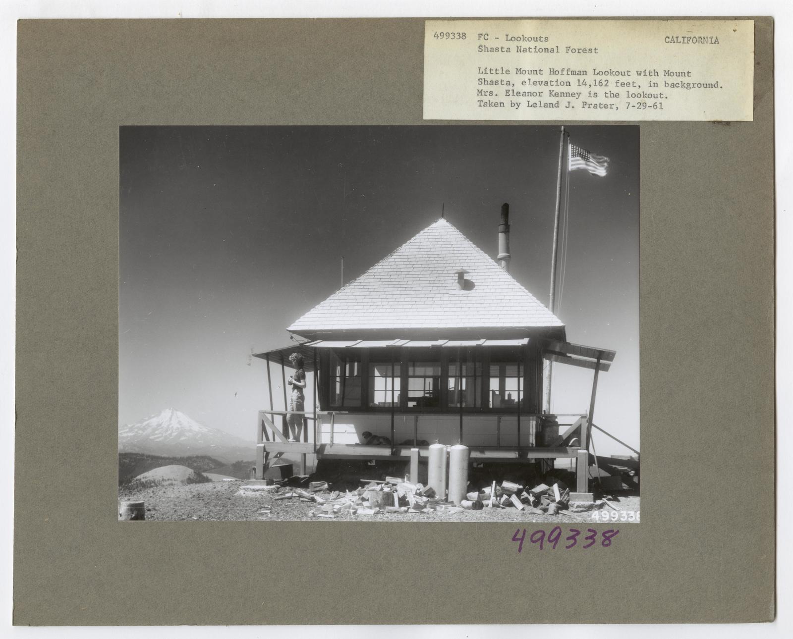 Fire Control: Lookouts - California