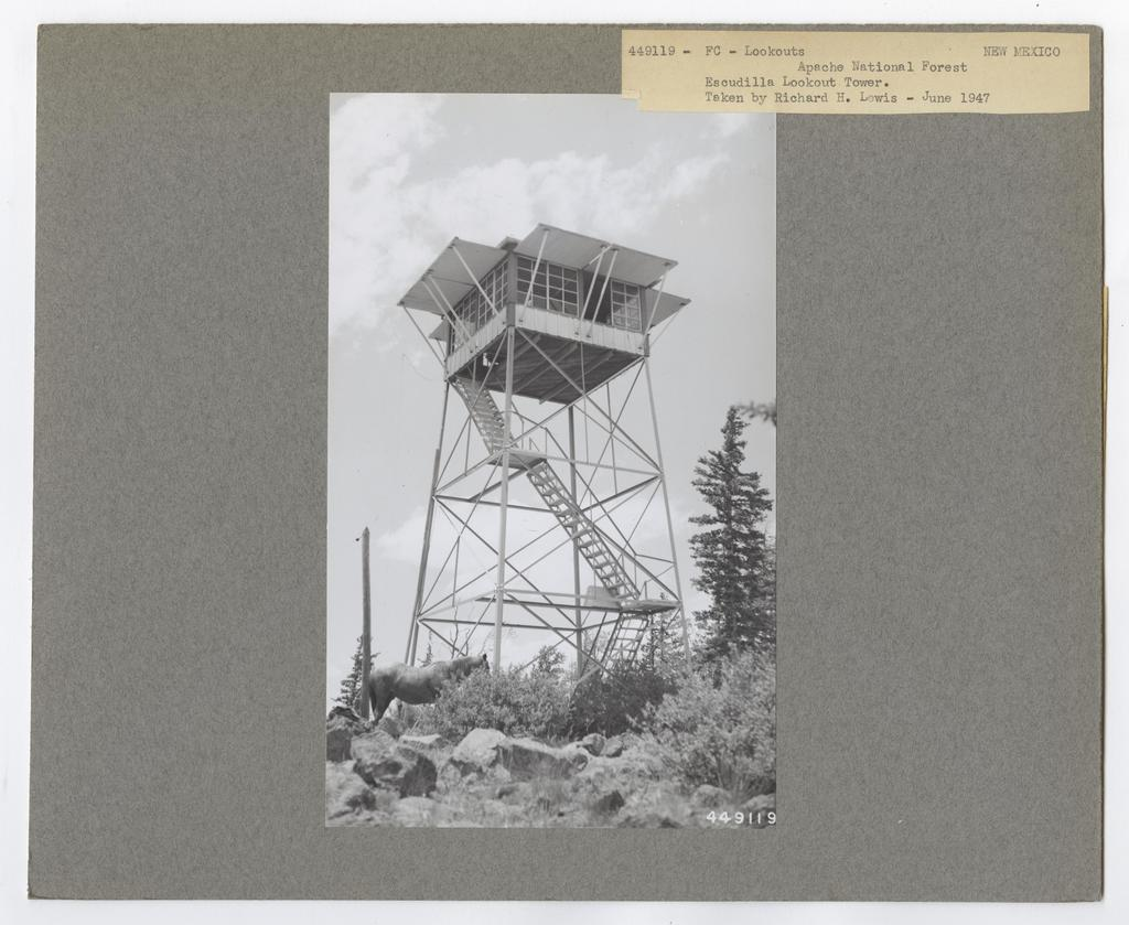 Fire Control: Lookouts - New Mexico