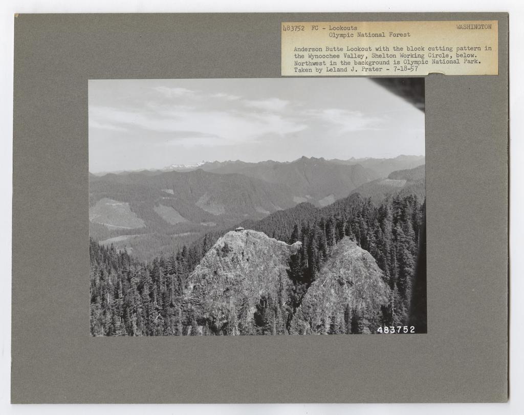 Fire Control: Lookouts - Washington