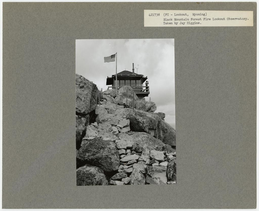 Fire Control: Lookouts - Wyoming