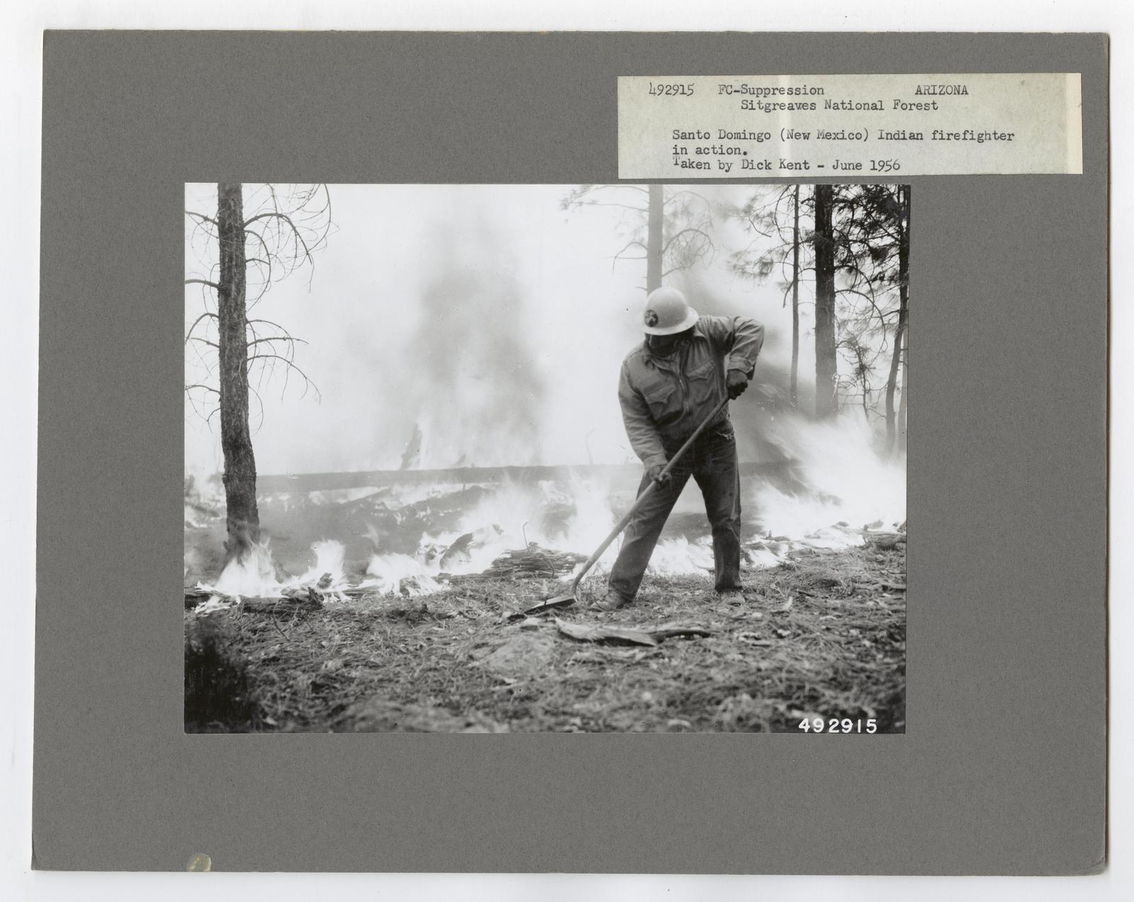 Fire Suppression: Ground Handtools - All States