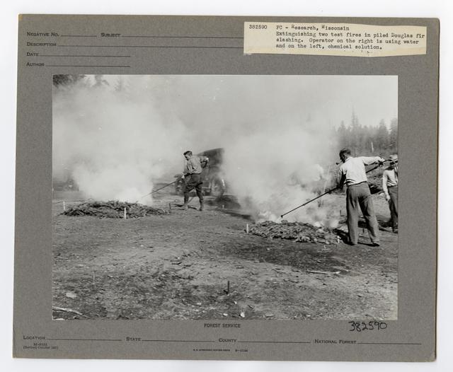 Fire Suppression Research - All States