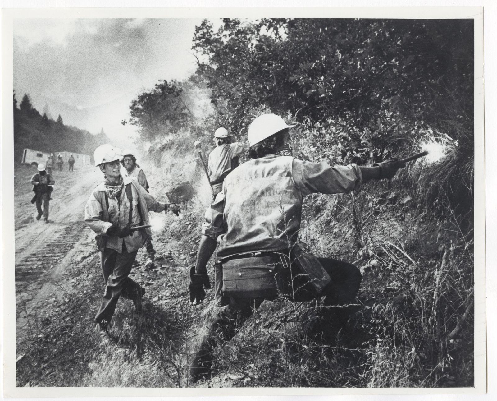 Fire Suppression: Special Crews - California