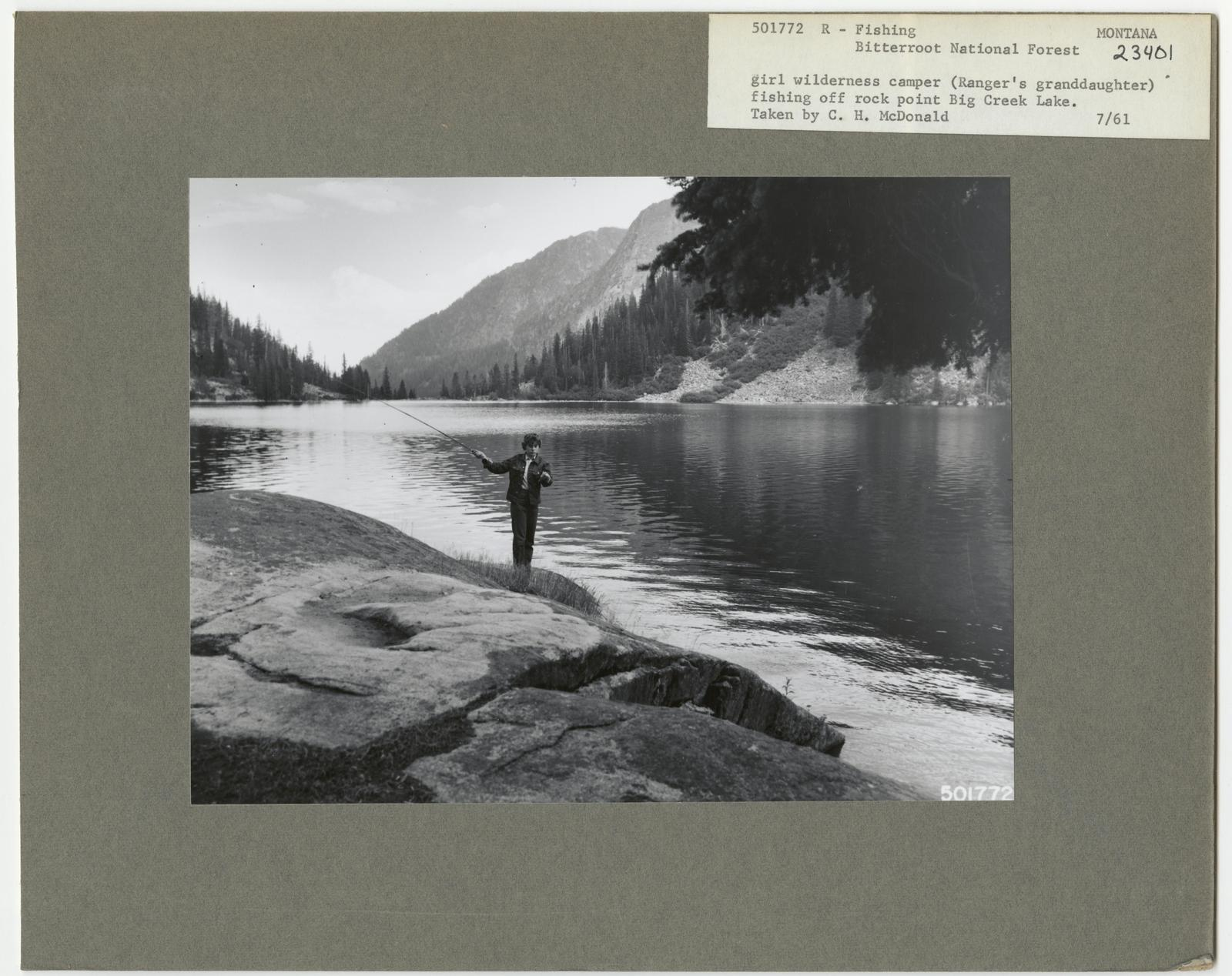 Fishing - Montana