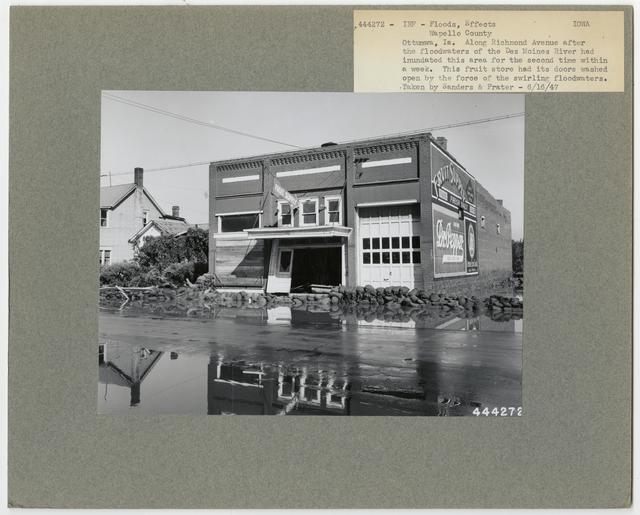 Flood Effects - Iowa
