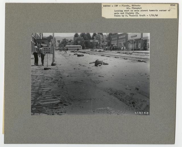 Flood Effects - Utah