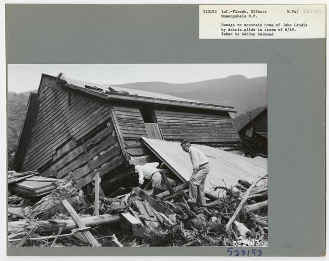 Flood Effects - West Virginia