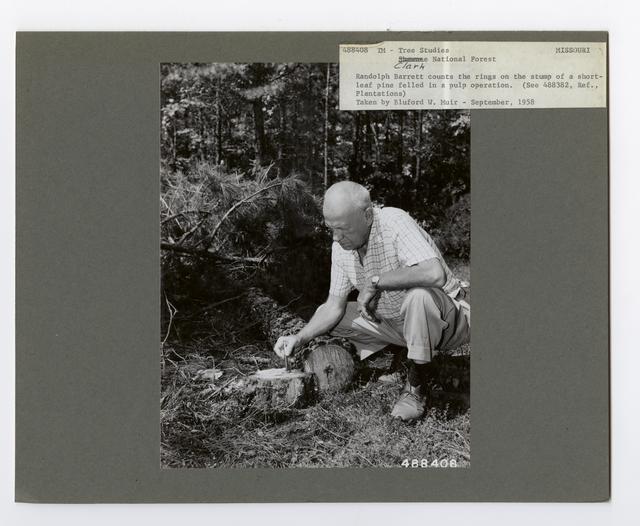 Forest Mensuration: Surveying/Studies - Missouri