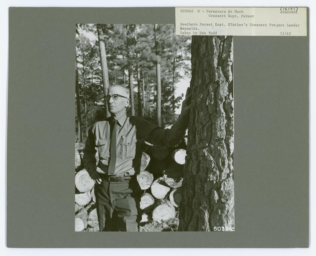 Foresters at Work - Arkansas