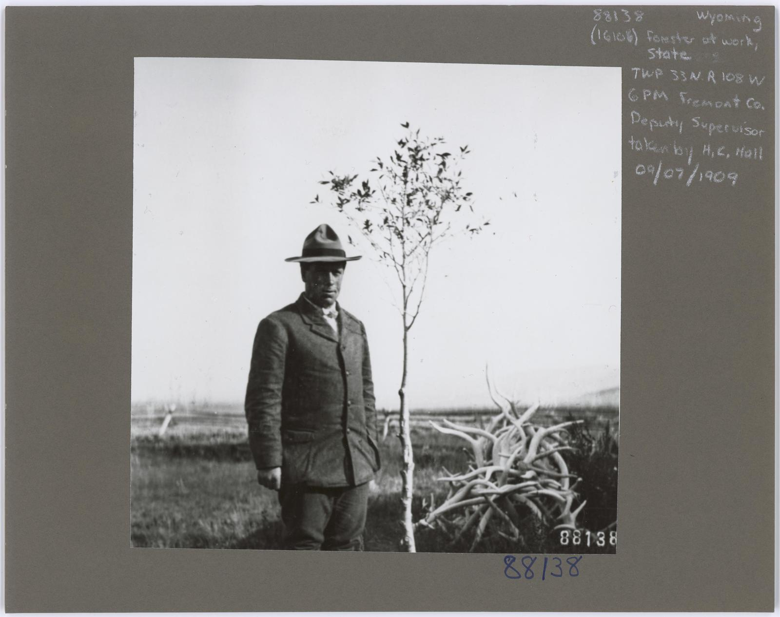Foresters at Work - Wyoming