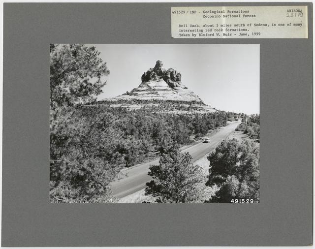 Geological Formations - Arizona