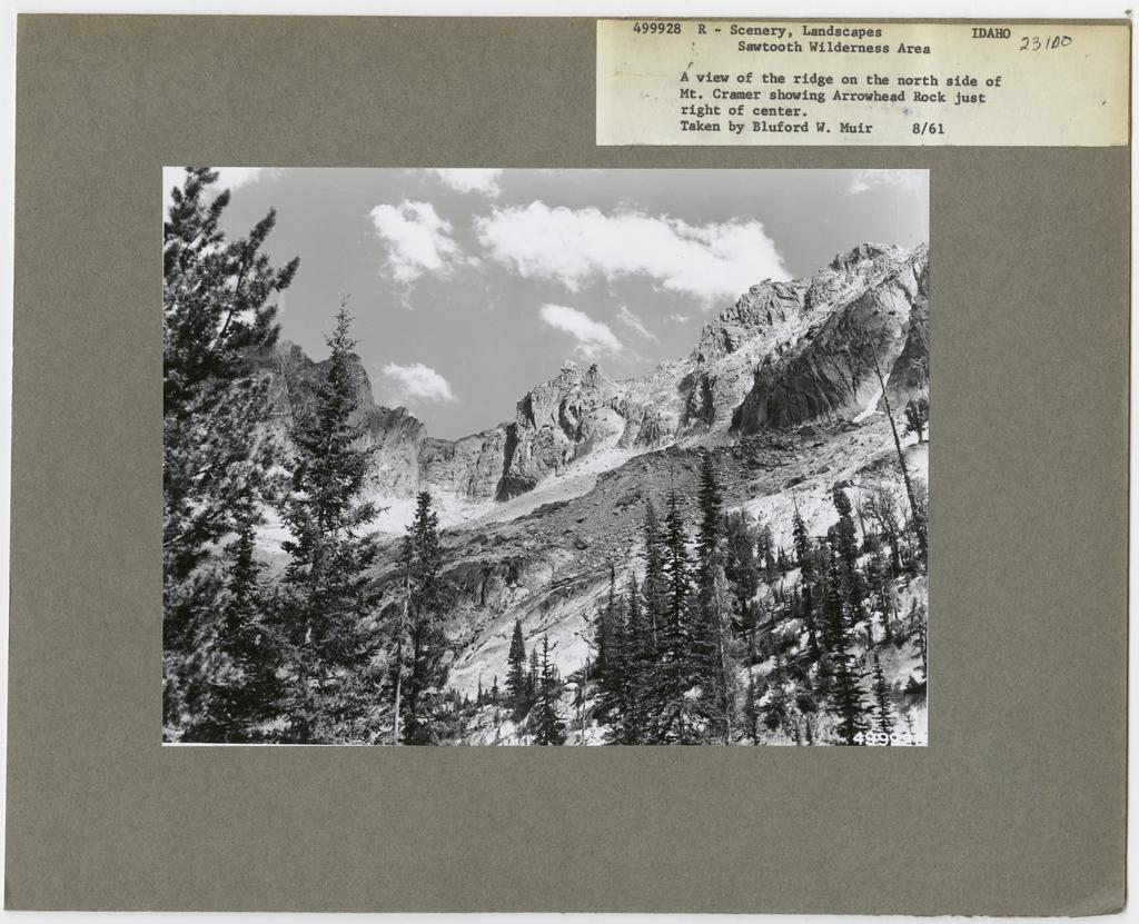 Geological Formations - Idaho