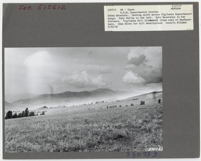 Grassland Types - Montana